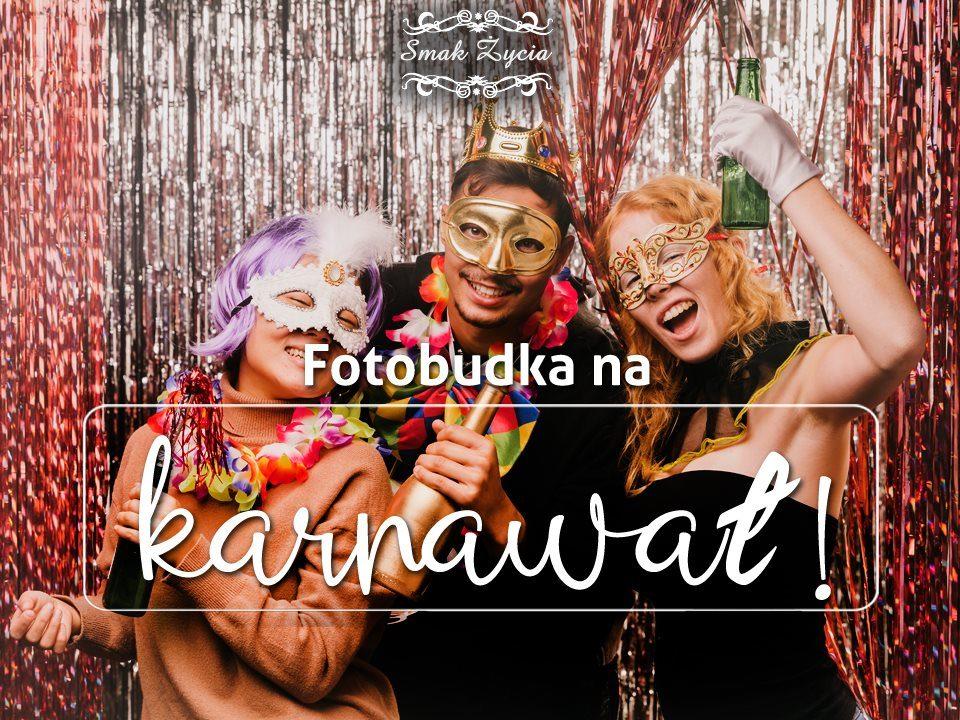 Fotobudka Na Karnawal